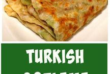 Turkish / Greek / Mediterranean Recipes