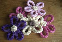 Flower Crafts / by Hollie Williams