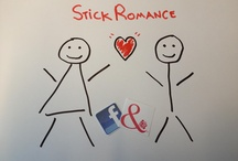 StickRomance / Follow our month-long StickRomance story on Facebook. Visit our page and vote for what happens :)