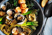 Amazing Seafood Recipes