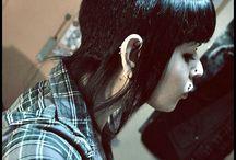 Chelsea Haircut Skingirl