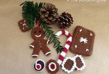 Weihnachten häkeln