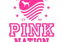 PINK NATION / by Rebecca Rhodes