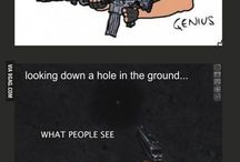 Gamer shooter joke