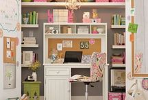 Craft room& home office