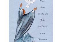 Sainte mère de Dieu