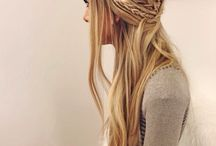 Hairstyles / Minimalism ~ long ~hair
