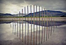 Lakeside lodge / Lake landscapes