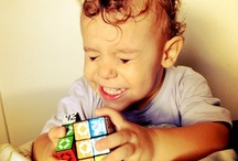 Padawan e Youngling / Fotos do cotidiano do meu filho
