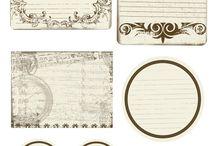 printable (cards, decoupage, letters etc)
