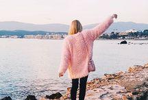 M'y Outfits ♡ / Premier look shooté au Cap dantibes sur la plage des Ondes.