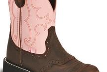 Cowgirl botları