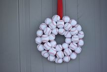 Baseball Party / Great party ideas to help you throw a fun, colorful, and sweet Baseball party. Featuring decorations, party ideas, dessert tables, party favors , free printables, and more.