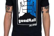 Jiu Jitsu t-shirts