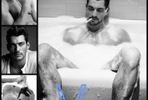 """My David """"CANDY"""" Gandy / So HOT he needed his own board"""