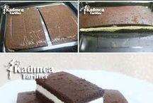 pastalar tatlılar ve hamur işleri ...