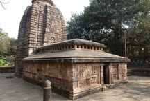 odissi temples