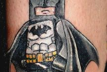 Lego Tattoo / by Hot Legos