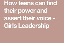 Workshop Resources/Articles Girls & Women