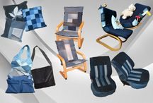 Jeans Creations / Bent u op zoek naar een leuke, originele kussen, tas of heeft u een ander leuk idee van spijkerstof dan kunt u terecht bij Jeans Creations. Kijk ook op onze fb-pagina voor meer informatie.