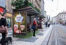 JCDecaux Prague / Documentation photo