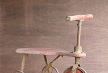 Triciclos.
