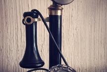 Old Telephones / by Lynne Hantverk Einhorn