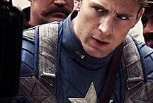Chris Evans / captain America