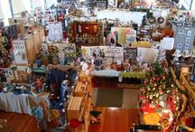 Craft Fairs / Information, displays, hints and tips for craft fairs