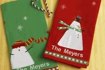 Holiday Fabric Creations