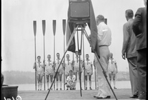 """Rowing before """"Concept2"""" was Born / Old photos of rowing"""