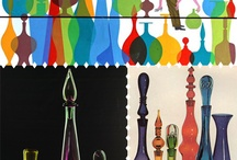 Vintage Glass / by Nadine Steklenski