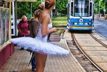 """I don't want to be a ballerina! I want to be a rebel."""