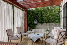 Pergola Cover Ideas