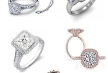 Put a Ring On It / These are some of our favorite engagement and wedding rings!