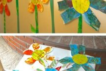 Springtime activities and crafts