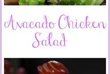 Food, Salad Entre