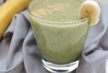 Smoothie? Groovie! / A smoothie is an excellent way to get a bounty of nutrients in one glass. Especially great for children and fitness enthusiast. / by Penny D