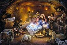 """""""Christmas""""- Jesus is the Reason/Winter / by Monica Quidas"""