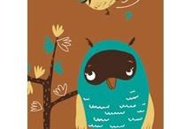 Ihana pöllö / Ihania pöllökortteja ja muita ihania pöllö juttuja.