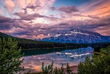 Canadian Rockies / Photos and travel advice for the Canadian Rocky Mountains in Alberta and British Columbia.