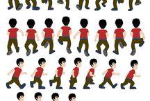 Character movement
