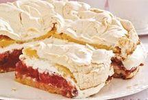 rabarba Torte