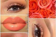 Make-up użytkowy, codzienny.