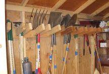 Tuin gereedskap(garden tools)