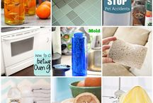 Homemaking / Cleaning Tips & Hacks