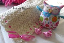 crochet and tricot by Loulou / My works in crochet