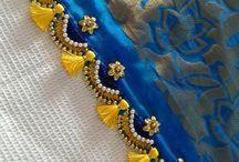 Sarees & blouse designs
