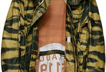 menswear- outerwear
