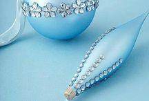 Kerstballen versieren